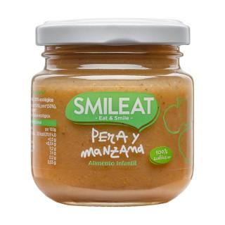 SMILEAT PERA Y MANZANA 130 G
