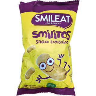 SMILITOS GUSANITOS ECOLOGIOS SMILEAT