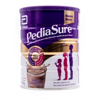 PEDIASURE CHOCOLATE 850 G.