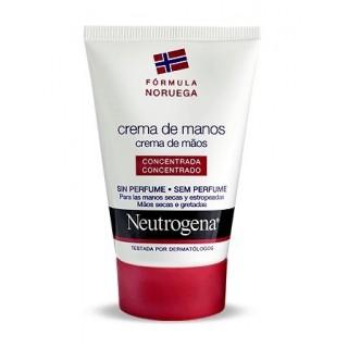 NEUTROGENA CREMA DE MANOS CONCENTRADA (SIN PERFUME) 50 ML