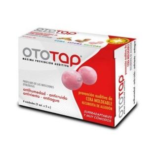 TAPONES OIDOS OTO-TAP CERA 6 U