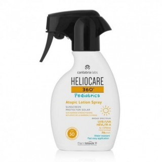 HELIOCARE 360¦ SPF 50+ PEDIATRICS ATOPIC LOTION SPRAY 250 ML