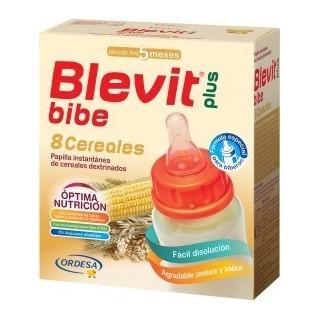 BLEVIT PLUS 8 CEREALES PARA BIBERON 2 SOBRES 300 G