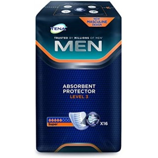 ABSORB INC ORINA LIGERA TENA MEN LEVEL-3 16 U
