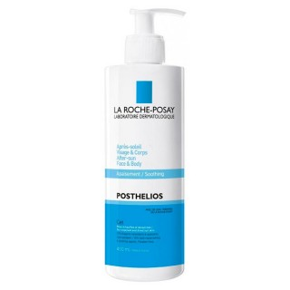ANTHELIOS POSTHELIOS AFTERSUN LECHE ROSTRO Y CUERPO 400 ML