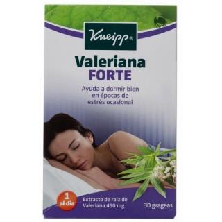 VALERIANA KNEIP FORTE 30 GRAGEAS