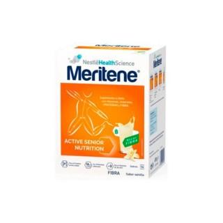 MERITENE FIBRA 35 G 14 U VAINILLA