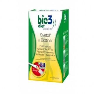 BIE3 DIET SOLUTION 4 G 24 STICKS SOLUBLES