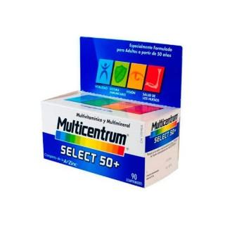 MULTICENTRUM SELECT 50+ 90 COMP.