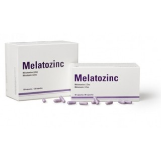 MELATOZINC 1MG 60 CAPS