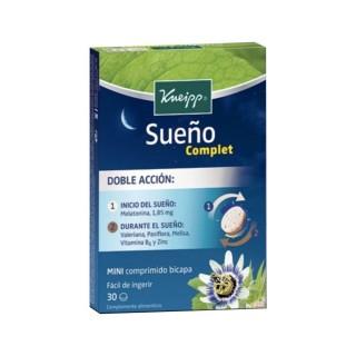 KNEIPP SUEÑO COMPLET 30 COMP