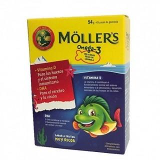 MOLLER OMEGA 3