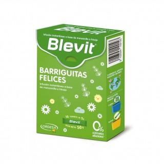 BLEVIT BARRIGUITAS FELICES 10 SOBRES X 5 G