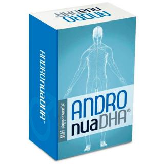 ANDRONUA DHA 30 CAPSULAS BLANDAS + 30 PERLAS