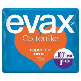 COMPRESAS EVAX SUPER CON ALAS