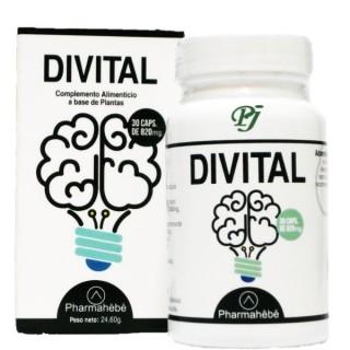 DIVITAL 30 CAPS