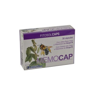MEMOCAP 30 CAPS YNSADIET