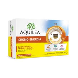 AQUILEA CRONO-ENERGIA 30 COMPRIMIDOS