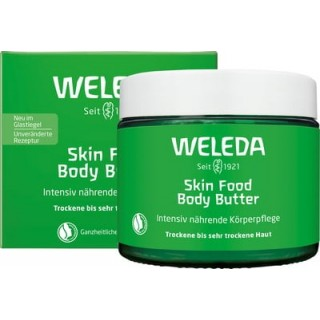 SKIN FOOD BODY BUTTER WELEDA 1 ENVASE 150 ML