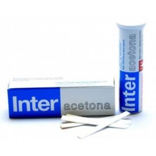 INTER ACETONA 20 TIRAS