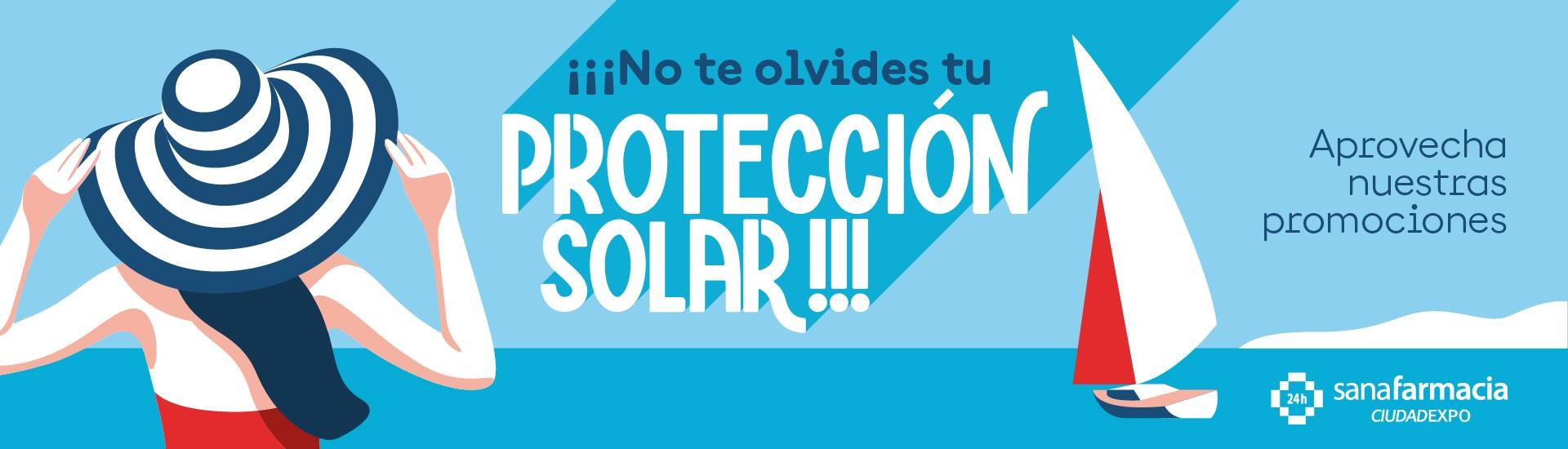 Promos protección solar agosto
